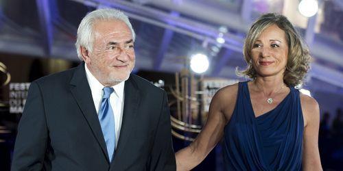 Экс-глава МВФ Стросс-Кан женился в 4-й раз, проинформировали СМИ