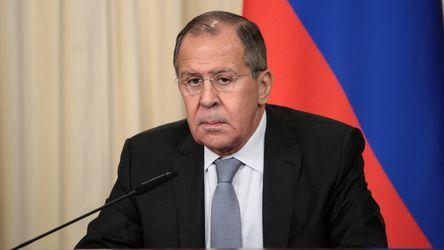 Руководителя МИД Российской Федерации иУкраины провели первую встречу за3 года