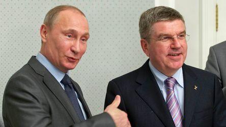 МОК запретил российским олимпийцам символику связанную с Россией