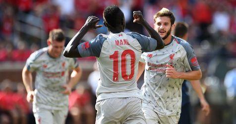«Ливерпуль» разгромил «Манчестер Юнайтед» наМеждународном кубке чемпионов