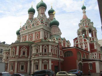 Церковь Троицы в Никитниках (1628—1653)